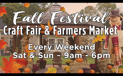 Fall Festival Weekends at The Shoppes