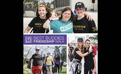 Best Buddies Friendship Walk: Long Island