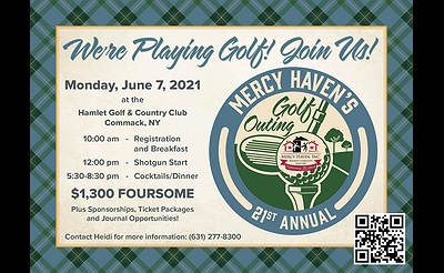 Mercy Haven's 21st Annual Golf Outing