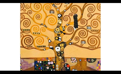 Klimt Tree of Life- Outdoor Painting Workshop for Adults