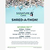 Wantagh Shred-A-Thon