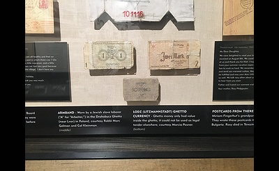 Curator's Corner: Currency from the Lodz Ghetto