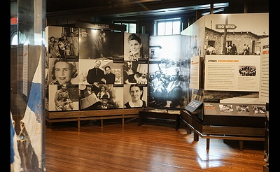 Virtual Museum Tour: Lessons from the Holocaust