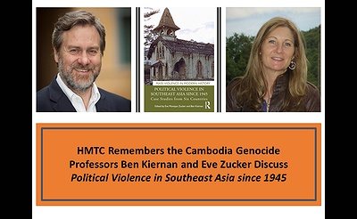 "Virtual Book Discussion with Edward Westermann about ""Drunk on Genocide: Alcohol and Mass Murder in Nazi Germany"""