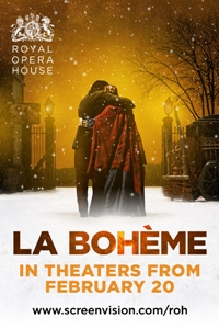 The Royal Opera House: La Boheme