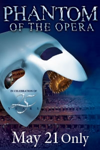 Phantom Week: The Phantom of the Opera