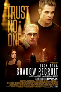 Jack Ryan: Shadow Recruit in IMAX
