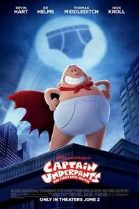 Captain Underpants 3D
