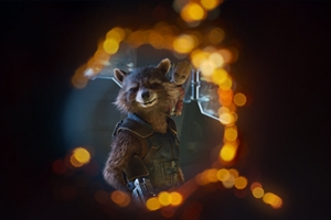 Guardians of the Galaxy 2 in Disney Digital 3D