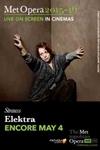 Metropolitan Opera: Elektra (Encore),The
