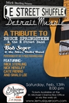 E Street Shuffle & Detroit Muscle: A Tribute to Springsteen & Seger