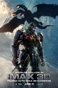 Transformers: The Last Night An IMAX 3D Experience