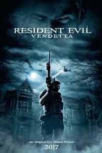 Resident Evil: Vendetta (original)