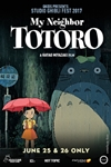 My Neighbor Totoro - Studio Ghibli Fest 2017