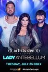 Artists Den Presents Lady Antebellum