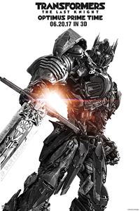 Transformers: The Last Knight - Optimus Prime Time 3D