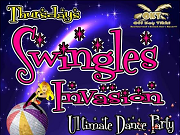 Swingles Invasion at Off Key Tikki