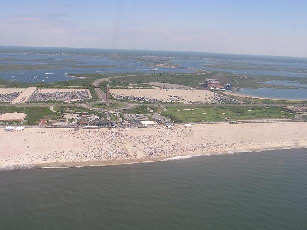 Used Cars Long Island >> Jones Beach - The Most Popular Beach on the East Coast   LongIsland.com