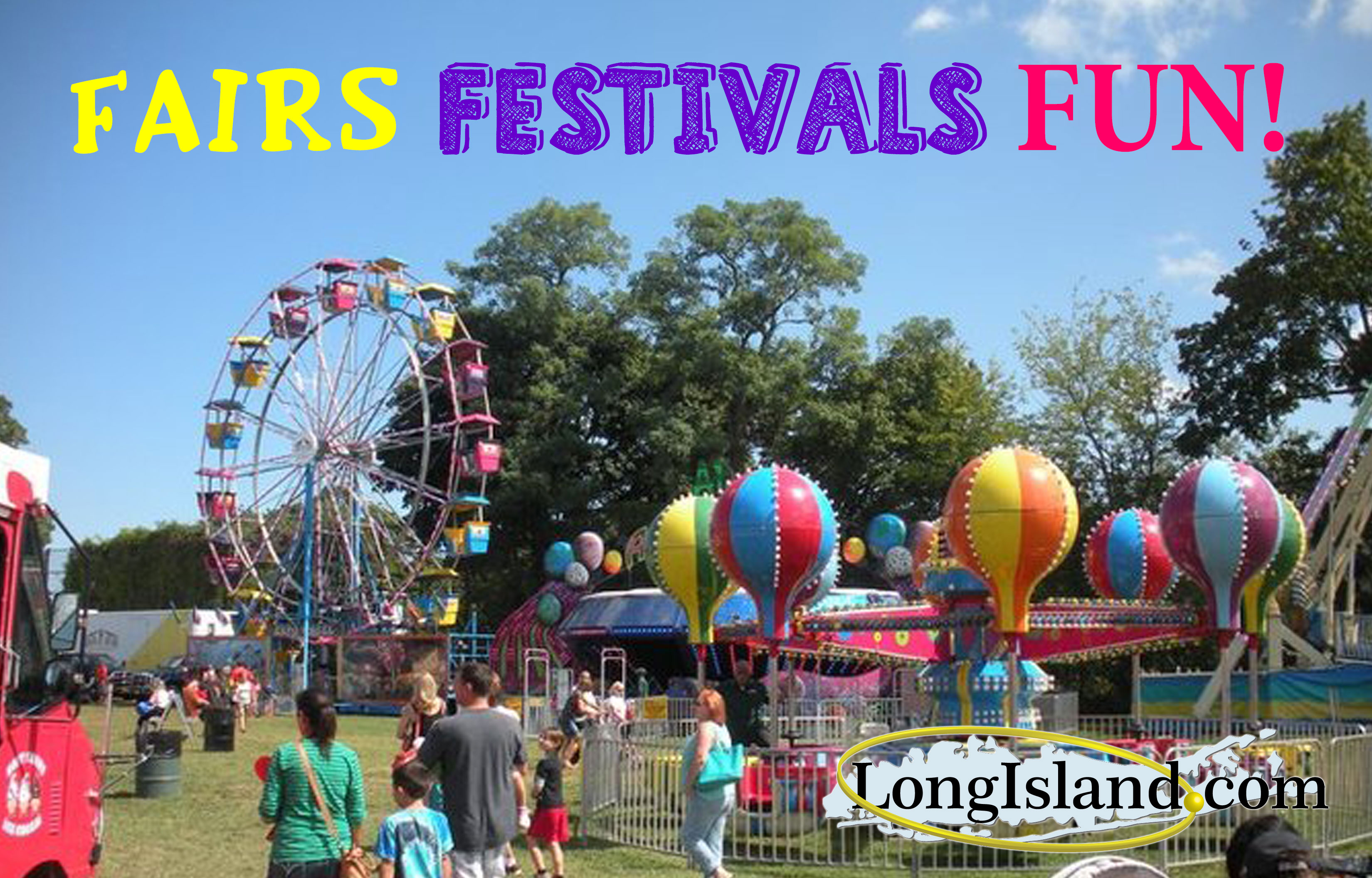 Long island fall festivals and fairs 2017 autos post for Craft fairs long island