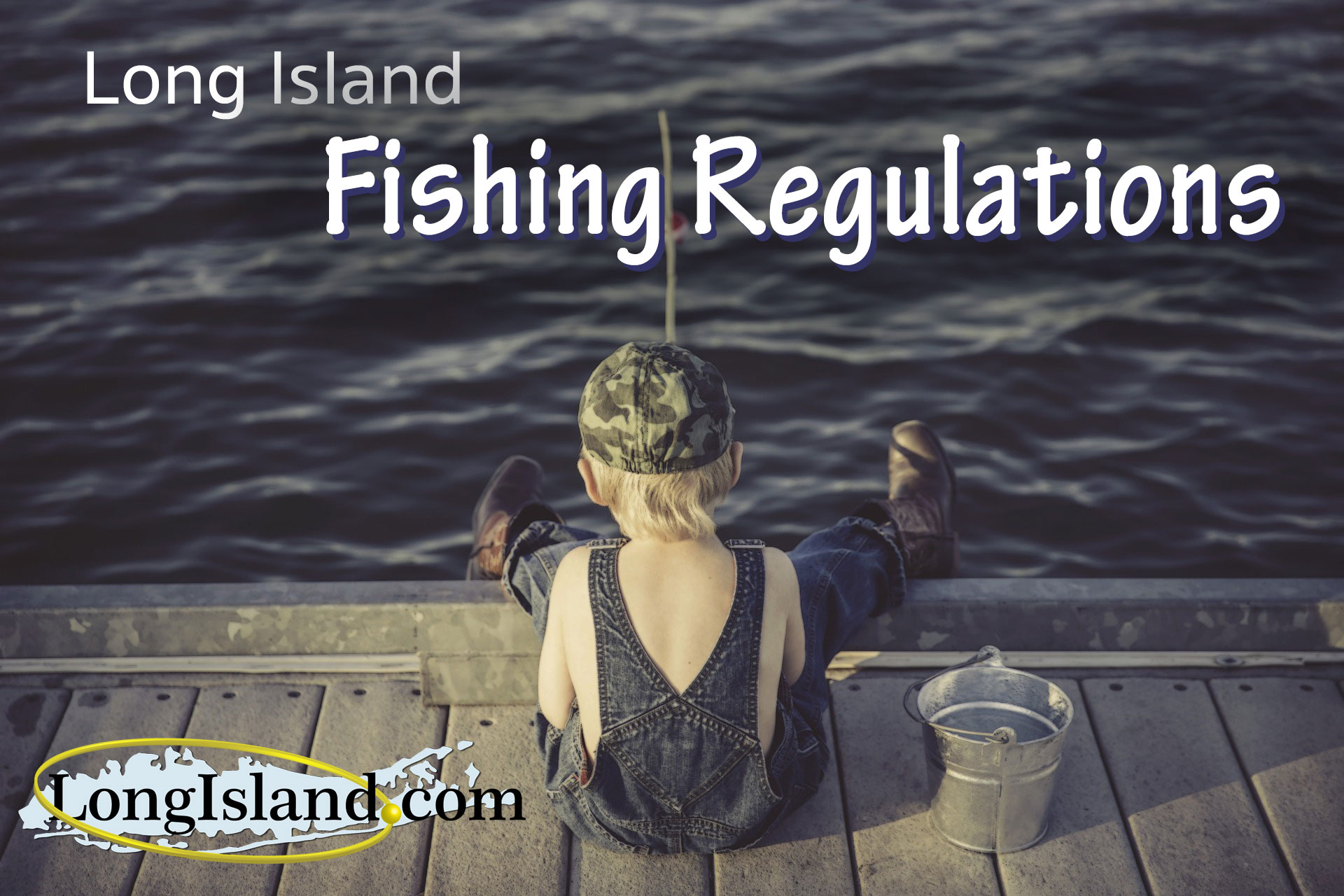 Long island search for Fishing license requirements