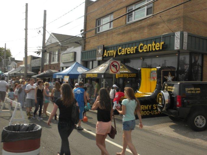 Long Island City Waterside Restaurants