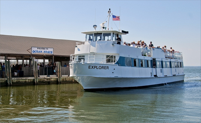 How Long Is Ferry From Sayville To Fire Island