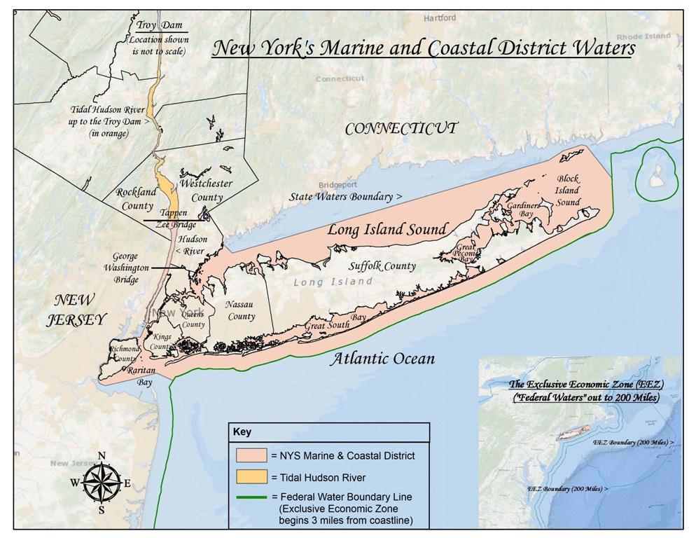 2015 fishing regulations fishing on long island 39 s north