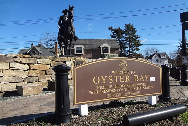 Oyster Bay New York Map.Town Of Oyster Bay Nassau County Longisland Com