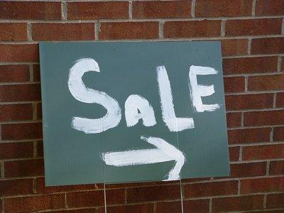 Tag Sales on Long Island