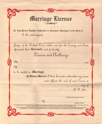 How To Get A Marriage License On Long Island Your Guide To